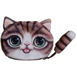 Handbags - Cat Coin Change Purse Wallet